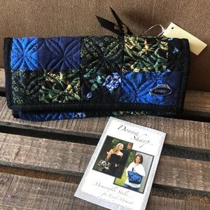 Handbags - Donna Sharp Midnight Sky Medium Wallet